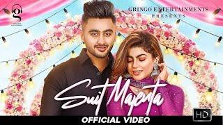 Suit Majenta (Official Video) Ravneet Yea Proof Latest Punjabi Songs 2020 New Punjabi Songs