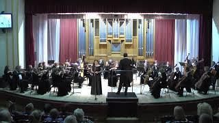 Концерт в Луганской Академической Филармонии
