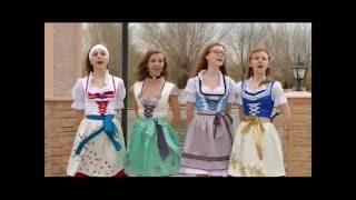 Хор Файльхен (Фиалки) - Попурри на немецкие народные песни