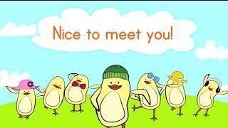 Hello!!! Song for Kids  Привет!!! песня на английском