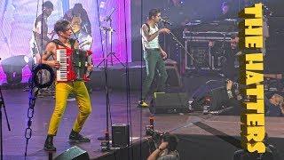 "Концерт The Hatters СК ""Юбилейный"" 15.12.2018 Санкт-Петербург"
