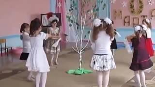 """Праздник 8 марта """"во поле береза стояла"""" русские народные песни, танцы"""