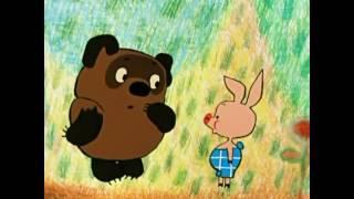 Попурри из советских мультфильмов