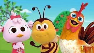 Поём и танцуем вместе – сборник детских песен для всей семьи! | Детское Королевство
