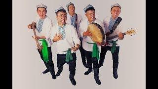 Rashid Sabitov  (The Meshrep).  Попурри на самые известные народные уйгурские песни.