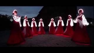 Необычный русский народный танец