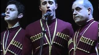 ансамбль народной песни и танца Грузии 'Рустави'