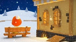 Тихая Ночь, Дивная Ночь - Детские Новогодние Песни