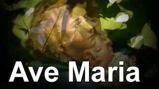 Аве Мария. (Ave Maria). Классическая музыка в современной обработке.