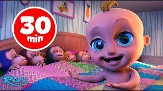 Малыш Джони Детские песни 30 Min Songs for Children LooLoo Kids