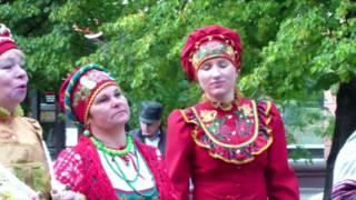 Старые народные русские песни