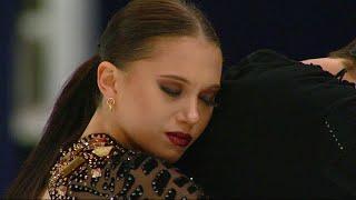 Произвольный танец Танцы на льду Москва Кубок России по фигурному катанию 2020 Второй этап