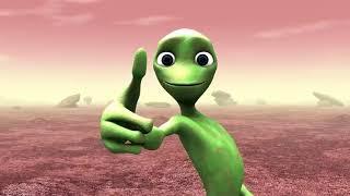 Танец зеленого человека. Официальная версия. Dame Tu Cosita Official Video
