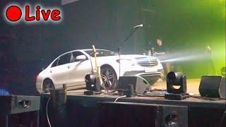 MORGENSHTERN Новый Мерин (live) | Эпичное появление на концерте 2019 Москва
