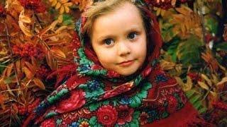 Калинка малинка - Русские народные песни для детей