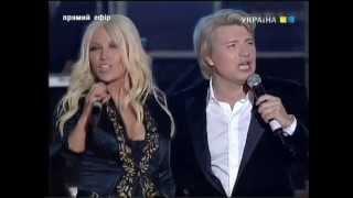 Таисия Повалий и Николай Басков - Ты далеко (2008) Песни Музыка Клипы