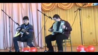 Знаменитые саундтреки на гитаре и аккордеоне