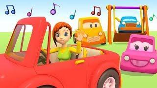 Детские песни мультики про машинки Сборник для малышей