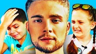 ДЕТИ РЕАГИРУЮТ на Клипы Егора Крида!