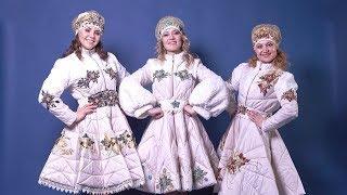 """Я ОГОНЬ,ТЫ ВОДА... Фолк группа """"КРУЖЕВО"""".Russian folk song..."""