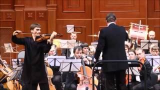 Э. Элгар – Концерт для скрипки с оркестром Симфонический оркестр Белгородской филармонии