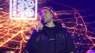 Концерт Егора Крида в Новогоднюю ночь - Live - Москва - Охотный ряд - 1 января 2020