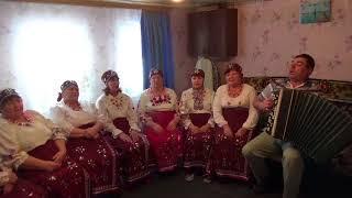Старые украинские народные песни