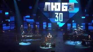 ЛЮБЭ Юбилейный концерт в Crocus City Hall 22- 24 февраля 2019