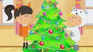 Новогодние песни - В лесу родилась елочка