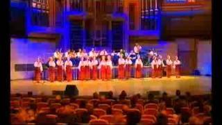Юбилейный концерт Национального засл. академ. украинского народного хора им. Г. Верёвки в Москве