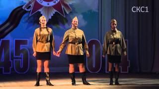 Концерт посвященный дню победы 9 мая КДЦ ми Станиславского Русские песни о войне