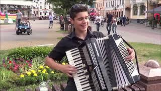 ПОПУРРИ СОВЕТСКИХ ПЕСЕН НА АККОРДЕОНЕ! Music!