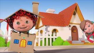 А у меня есть домик! Развивающие песенки для детей