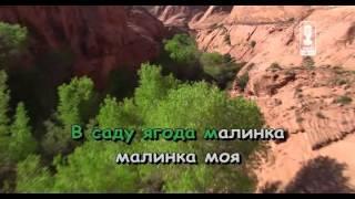Караоке для детей - Калинка-малинка (Народная песня)