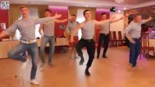 Русские народные танцы на свадьбе
