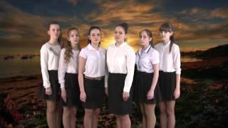 Песни о войне А ЗАКАТЫ АЛЫЕ Поют девченки Русские военные песни