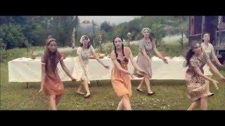 Грузинская народная плясовая песня в современной обработке