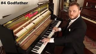 ТОП 10 песен из фильмов на пианино