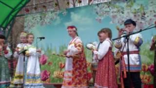 Детские русские народные песни