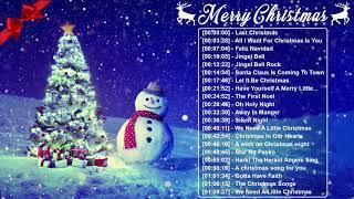 Рождественская Музыка ❄ Самые популярные рождественские и новогодние песни ❄ Christmas Music
