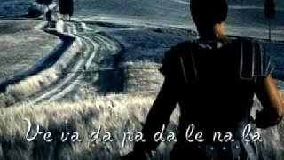 Саундтрек - Гладиатор - теперь мы свободны (с лирикой)