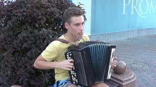 Поппури советских песен на баяне Poppuri Soviet songs КЛАССНЫЙ МУЗЫКАНТ!1