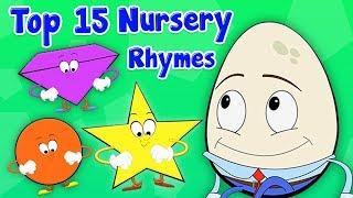 10 Лучших Стихотворений | Коллекция Детских Песен | Детские Песни | Top 10 Nursery Rhymes