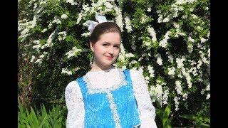 Ох на заре ГАРМОНЬ ИГРАЛА.Русские народные песни.Russische Volkslieder...