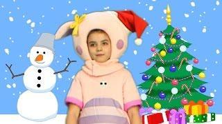 КУКУТИКИ - Новогодний сборник. Песни для детей: В лесу родилась елочка, Царевна, Паровозик