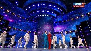 Большой праздничный концерт, посвящённый Дню России (12.06.2021) Россия1