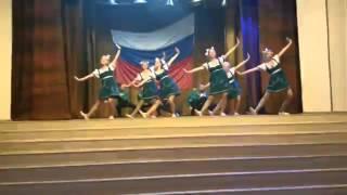 Народный танец в современной обработке