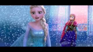 Anna и Эльза - Первый раз за эту вечность | Холодное сердце (AF TV)