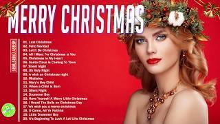 Рождественская Музыка 2020 Самые популярные рождественские и новогодние песни Christmas Music