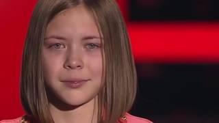 ПОЗОР СУДЬЯ Голос Дети 3 сезон 6 выпуск Мая Егорова Я вернусь